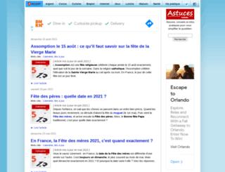 astuceshebdo.blogspot.com screenshot