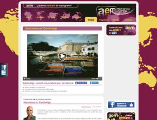 asturianosenelmundotpa.com screenshot