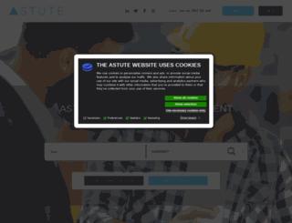 astutetechnical.co.uk screenshot