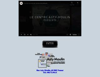 asty-moulin.be screenshot