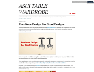 asuitablewardrobe.tumblr.com screenshot