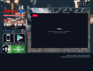 aswajatv.com screenshot