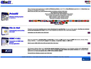 aswit.com screenshot