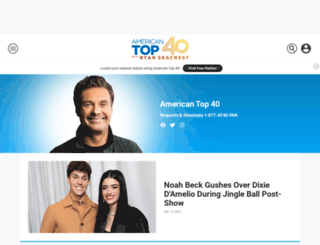 at40.com screenshot