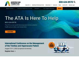 ata.org screenshot