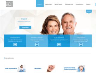 atadisklinigi.com screenshot