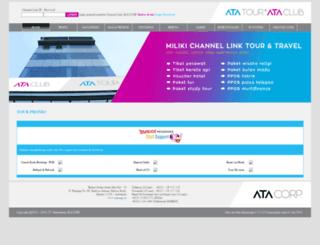 ataindonesia.com screenshot