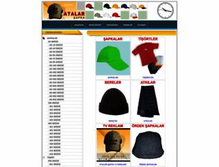 atalarsapka.com screenshot