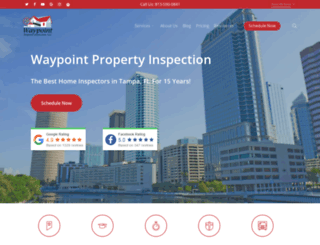 atampahomeinspector.com screenshot
