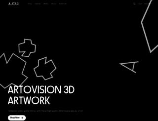 atari.de screenshot