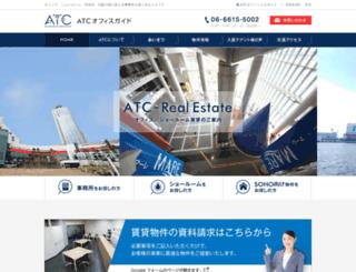 atc-estate.com screenshot
