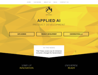 atchai.com screenshot