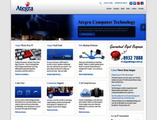 ategra.com.au screenshot
