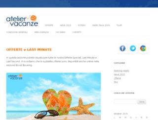 ateliervacanze.azurewebsites.net screenshot