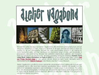 ateliervagabond.com screenshot