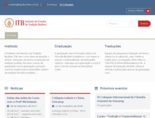 atg-filosofia.com.br screenshot