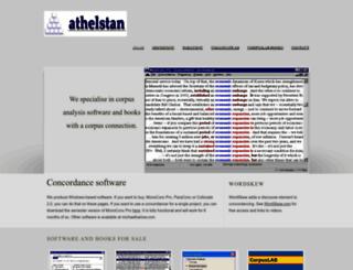 athel.com screenshot