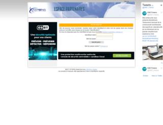 athena-gs.fr screenshot