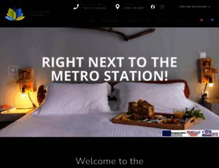 athenslotushotel.gr screenshot