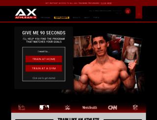 athleanx.com screenshot