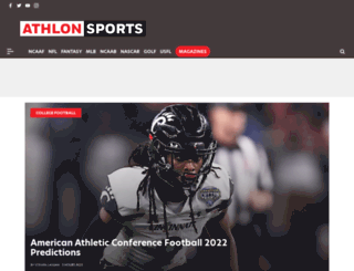athlonsports.com screenshot