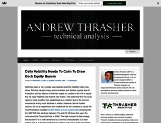 athrasher.com screenshot