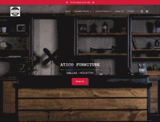 aticofurniture.com screenshot