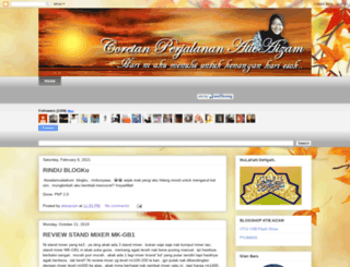 atieaizam.blogspot.com screenshot