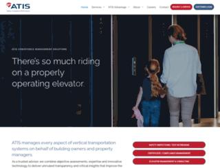 atis.com screenshot