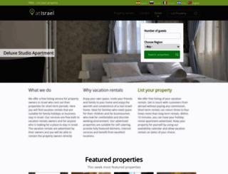 atisrael.com screenshot