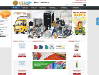 atkshop.com screenshot