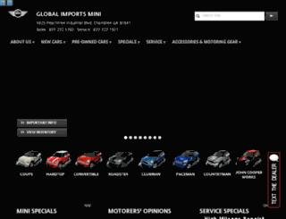 atlantamini.com screenshot