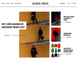 atlantic-pacific.blogspot.co.uk screenshot