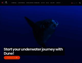 atlantis-bali-diving.com screenshot