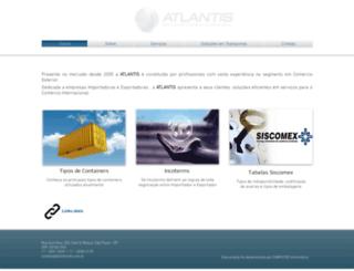 atlantisnet.com.br screenshot