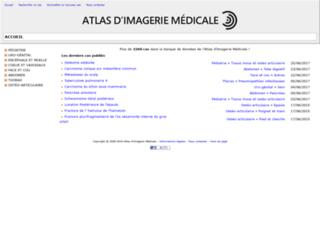 atlas-imagerie.fr screenshot