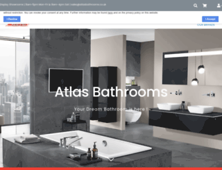 atlasbathrooms.co.uk screenshot