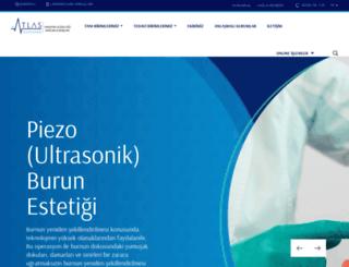 atlashastanesi.com screenshot