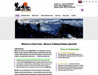 atlastrekshop.com screenshot