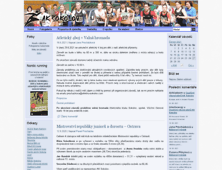 atletika-sokolov.com screenshot