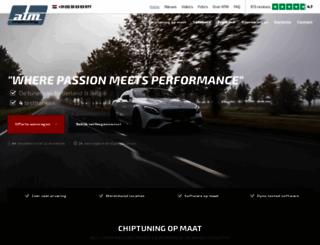 atm-chiptuning.com screenshot