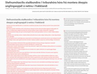 atm-sport.eu screenshot