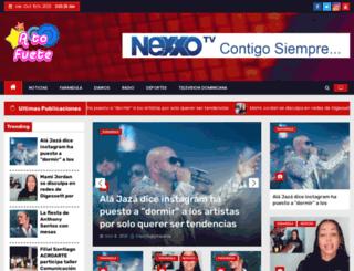 atofuete.net screenshot