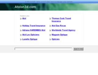 atolon3d.com screenshot
