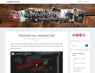 atomhamster.com screenshot