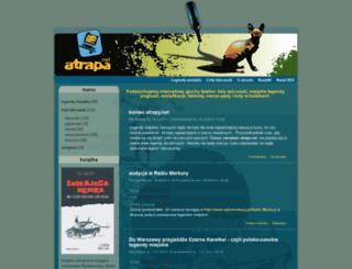 atrapa.net screenshot