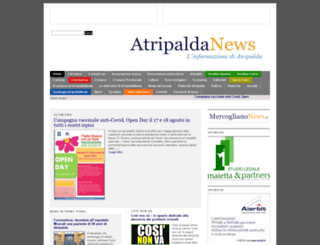 atripaldanews.it screenshot