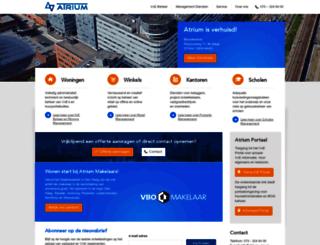 atrium-vgm.nl screenshot
