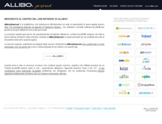 ats3.allibo.com screenshot