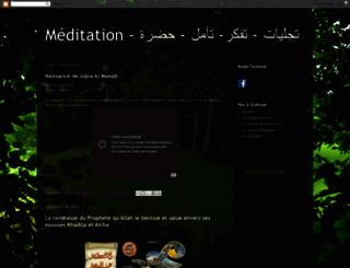 attafakkor.blogspot.com screenshot